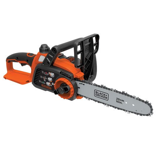 Black and Decker - 20V MAX Lithium 10 in Chainsaw - LCS1020
