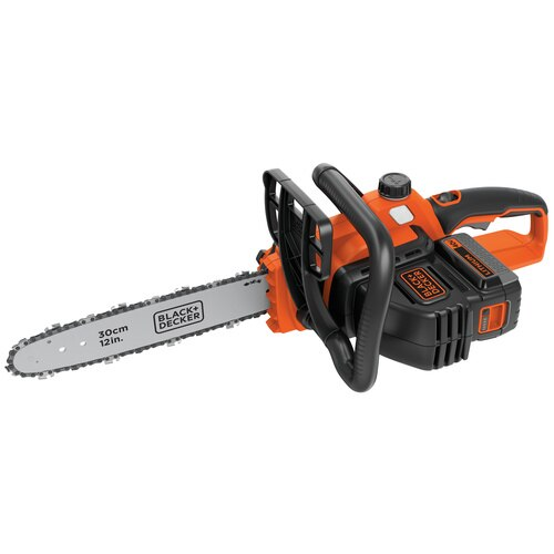 Black and Decker - 40V MAX Lithium 12 in Chainsaw - LCS1240