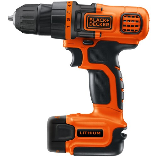 Black and Decker - 12V MAX Lithium DrillDriver - LDX112C