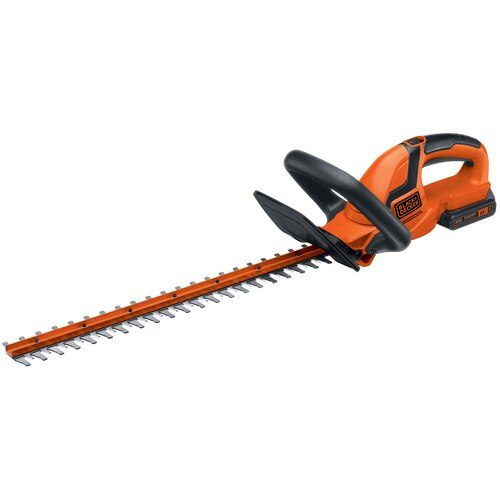 Black and Decker - 20V MAX 22 in Hedge Trimmer - LHT2220