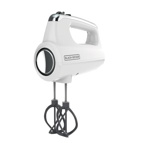 Black and Decker - Helix Performance Premium Hand Mixer 5Speed Mixer - MX600W
