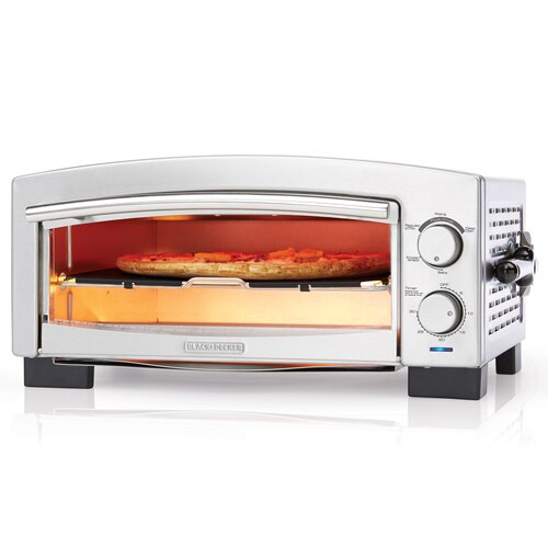 Black And Decker - 5Minute Pizza Oven and Snack Maker - P300S