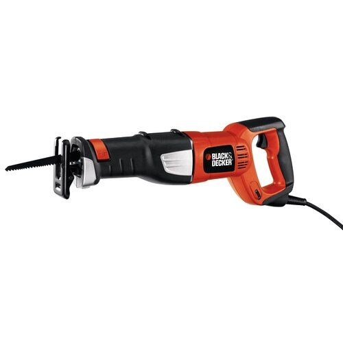 Black and Decker - 85 Amp Reciprocating Saw - RS600K