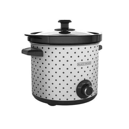 Black and Decker - 4Quart Slow CookerClassic - SC1004D