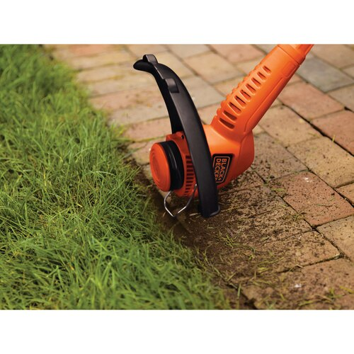 Black and Decker - 44 Amp 13 inch 2in1 TrimmerEdger - ST7700