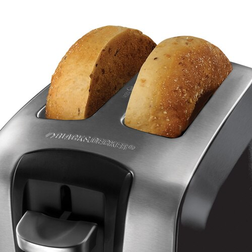 Black and Decker - 2Slice Toaster - T2707S