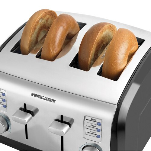 Black and Decker - 4Slice Toaster - T4030