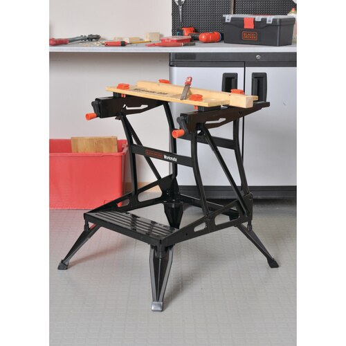 Black and Decker - Workmate 225 Portable Work Center and Vise - WM225